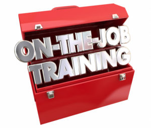 On the Job Training Toolbox