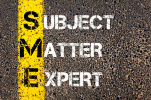 Subject Matter Expert image