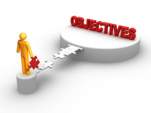 Effective Objectives are clearly outlined expected outcomes