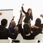 Image of employees engaged in a Culture of Motivation