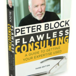 Flawless Consulting book by Peter Block - Learning and Development