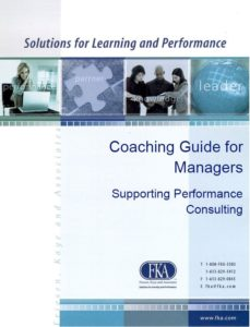 Coaching Guide for Managers